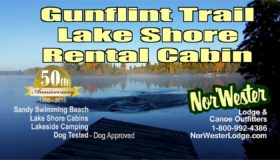 Nor'Wester Lodge Lake Shore Rental Cabins