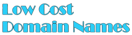Low Cost Domain Names image